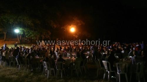Την παραμονή της γιορτής του Προφήτη Ηλία ο Ιππικός Σύλλογος διοργανώνει στο Δάσος Κουρί, παραδοσιακό γλέντι