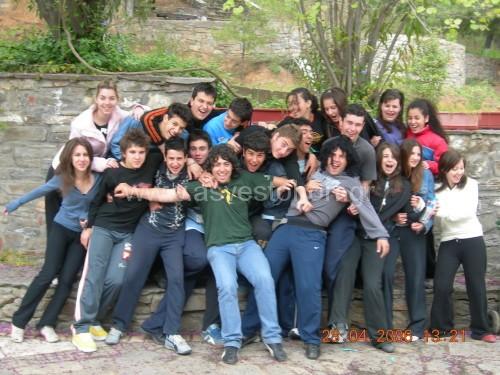 Εθελοντές της Σχολής Στελεχών