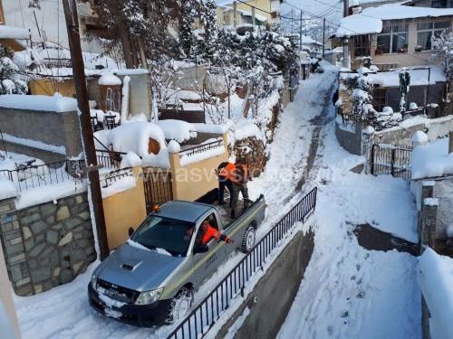 Χιόνια 6